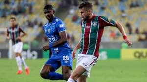 Caio Henrique Luis Orejuela Fluminense Cruzeiro Copa do Brasil 15052019