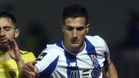 Diogo Dalot Porto 2017-18