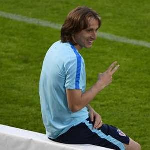 Luka Modric Croatia Spain