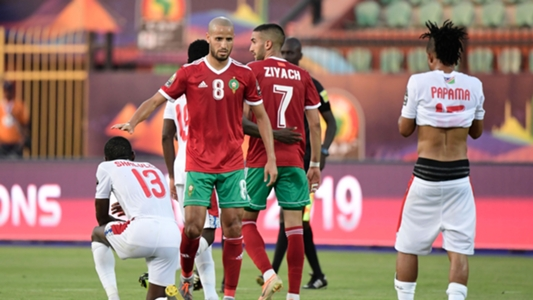VIDEO-Highlights, Afrika-Cup: Marokko - Namibia, 1:0