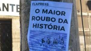 Vasco provocações Flamengo clássico Brasileirão São Januário 08072017