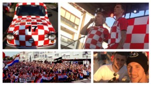 mandzukic perisic rebic celebration collage 18072018