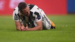 Gonzalo Higuain Juventus Barcelona