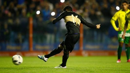Carrizo Boca Defensa y Justicia Campeonato Primera Division Fecha 15 22052016