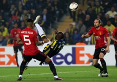 Moussa Sow Fenerbahce Manchester United