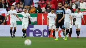 Wissam Ben Yedder Sevilla Lazio Europa League