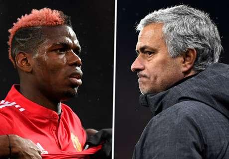 Paul Pogba sûr de rester à Manchester United