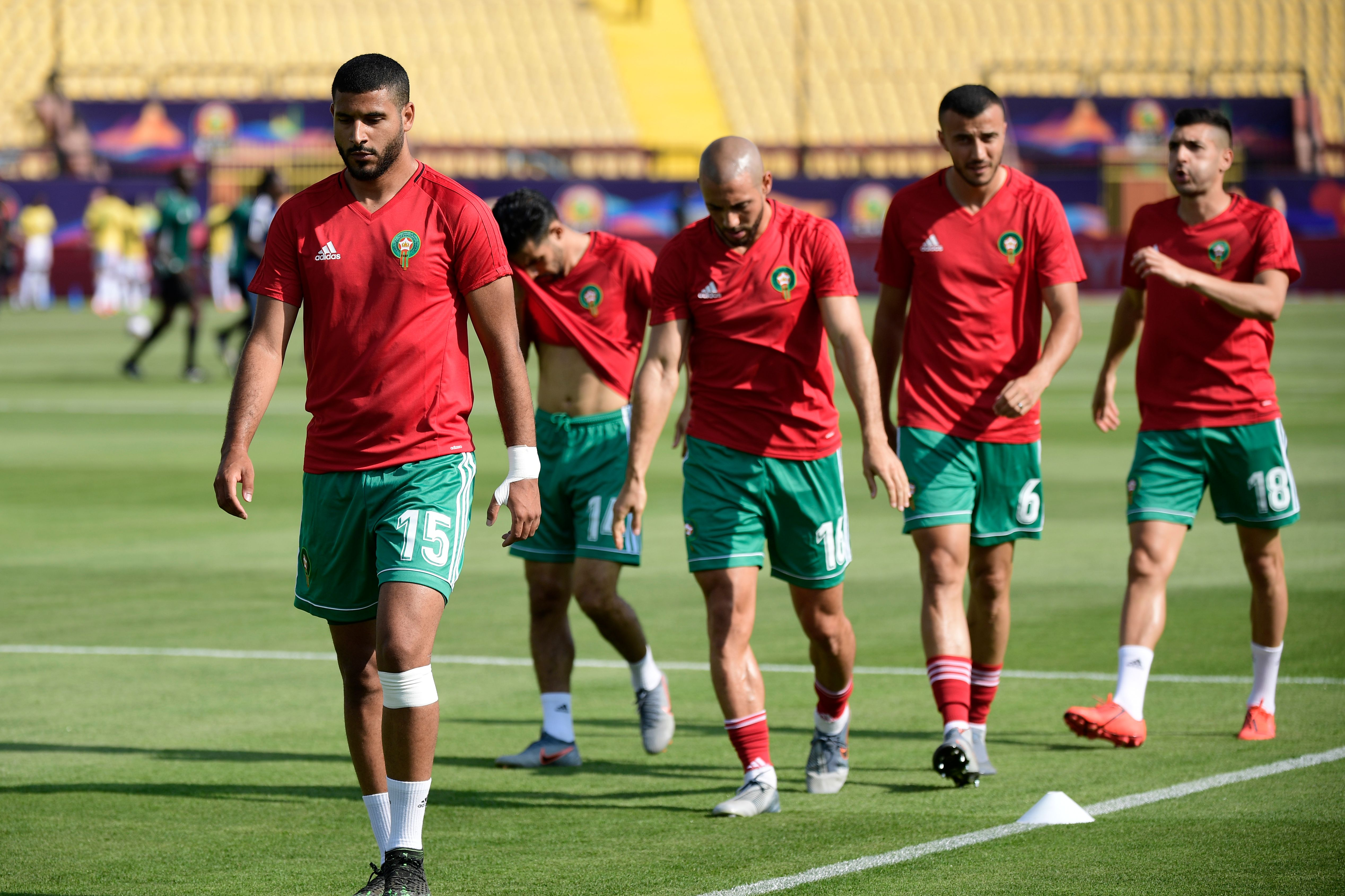 International : Maroc - Renard :