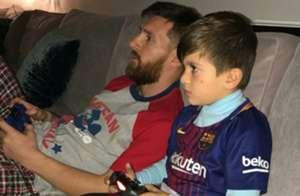 Messi Thiago