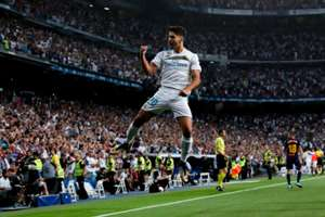 Marco Asensio Real Madrid Barcelona Supercopa 16082017