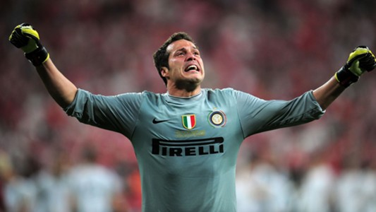 Julio Cesar Inter Mailand 2010