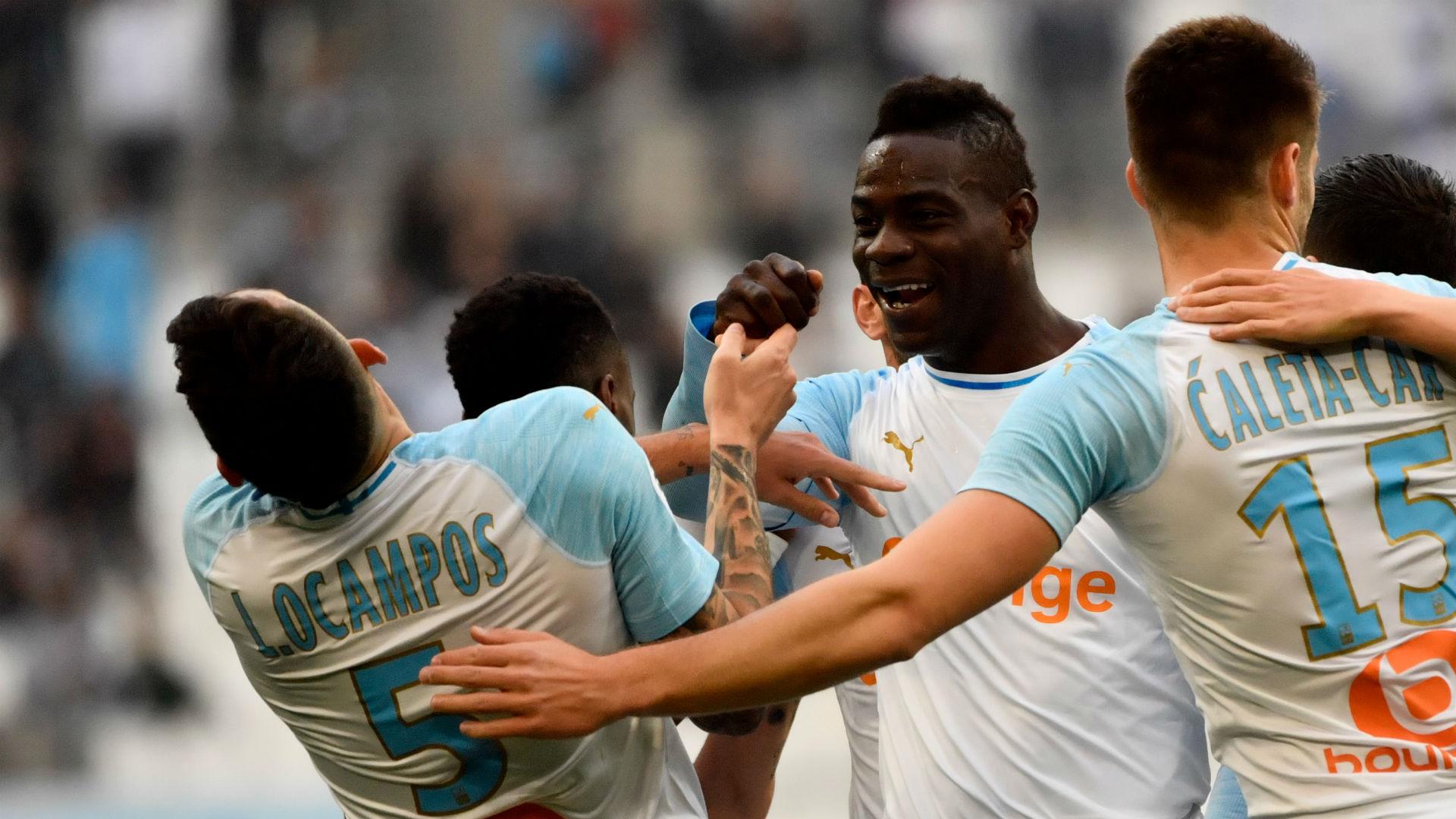 Mario Balotelli Marseille Angers Ligue 1 30032019