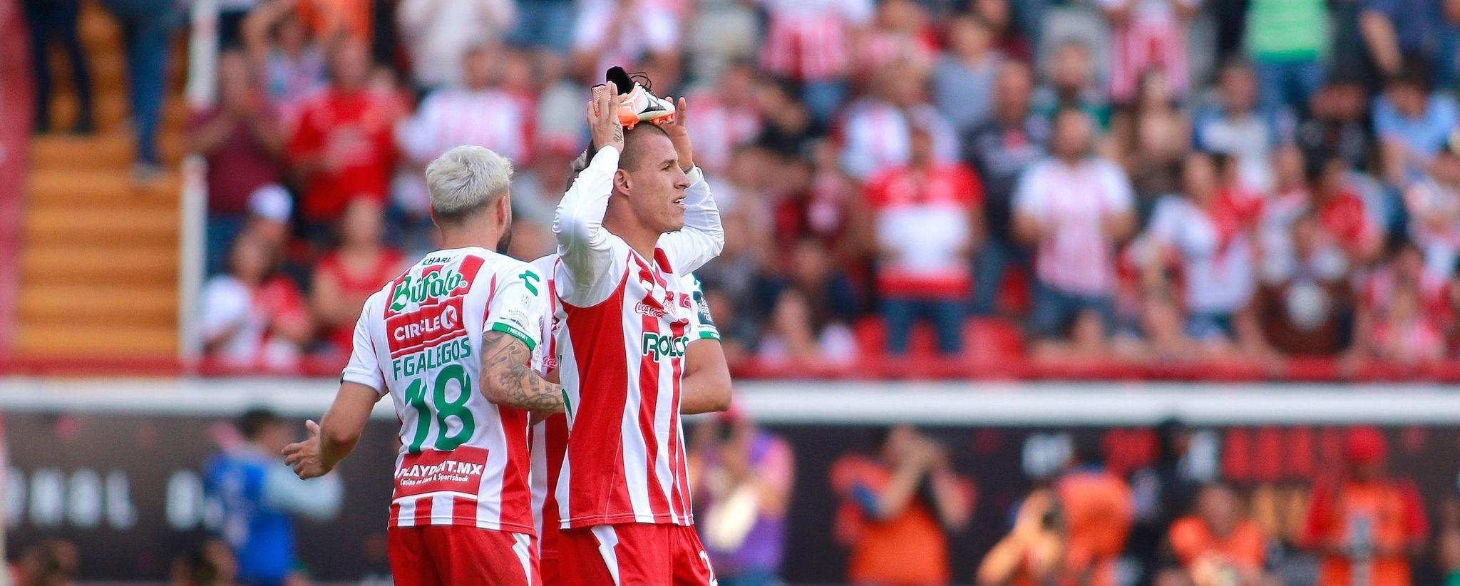 Necaxa vs Monterrey Clausura 2019