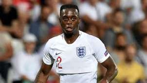 Aaron Wan-Bissaka England 2019