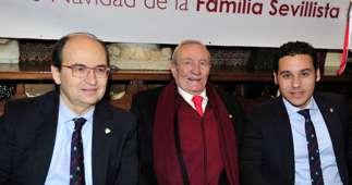 Roberto Alés ex presidente Sevilla FC