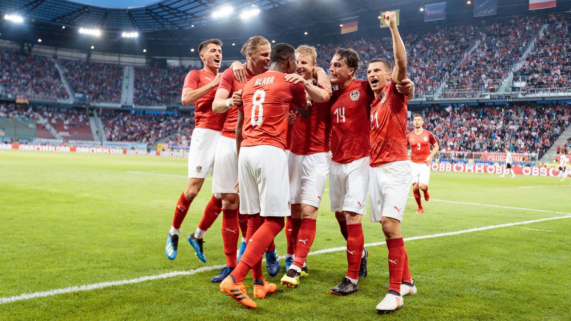 Austria Germany friendly 622018