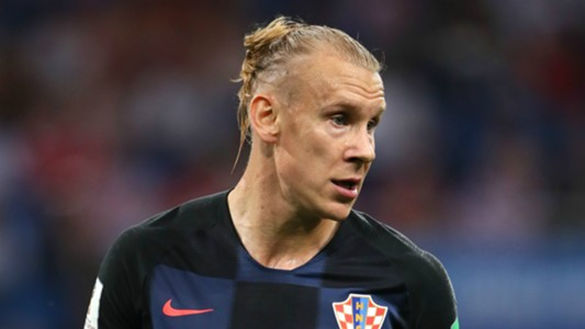Domagoj Vida Croatia 2018 World Cup