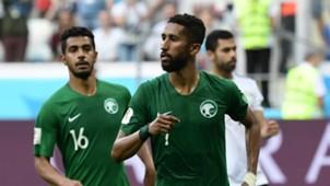 Salman Al-Faraj Saudi Arabia Egypt World Cup 2018