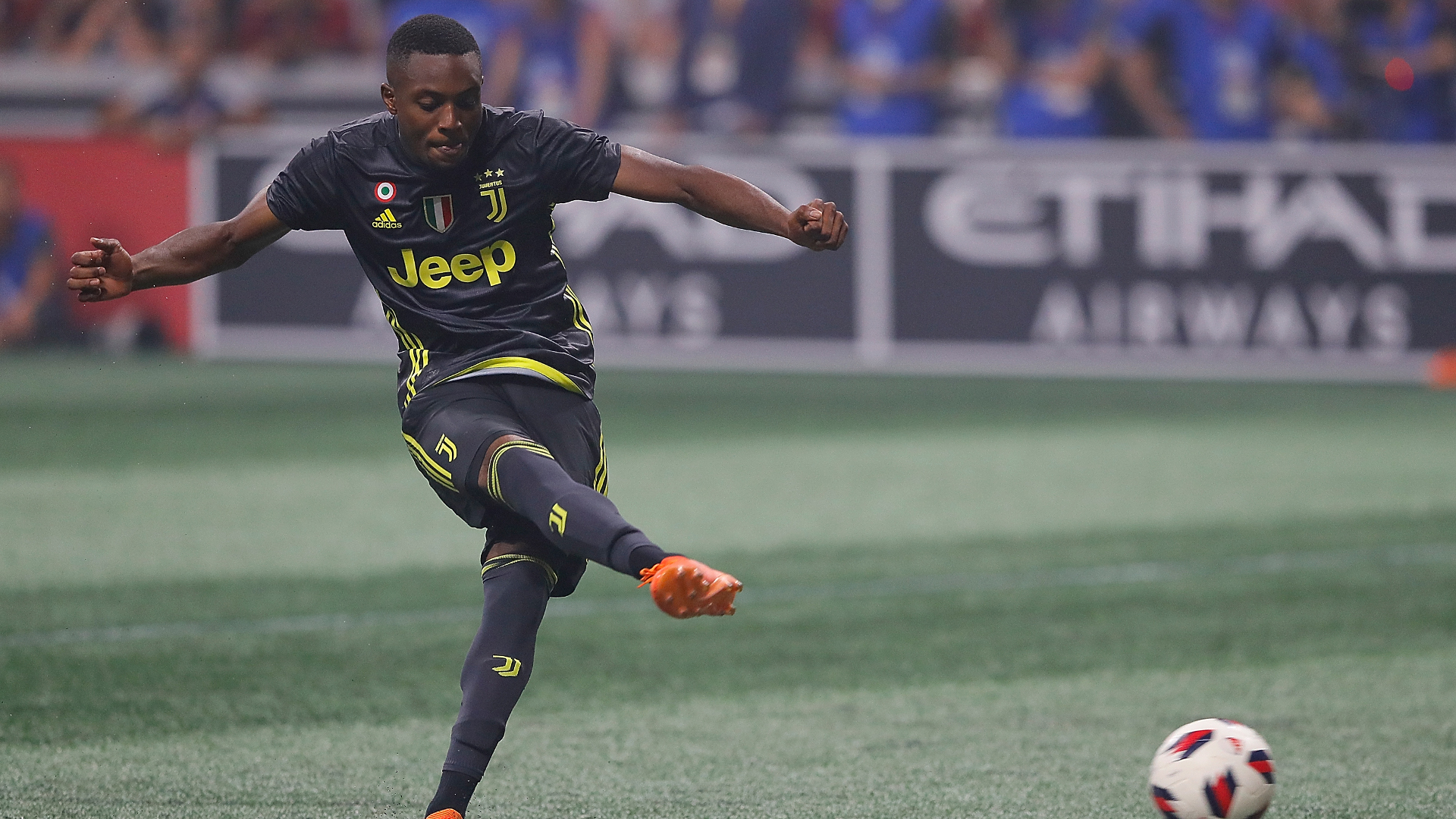 Matuidi: Ronaldo The Missing Piece For Juventus