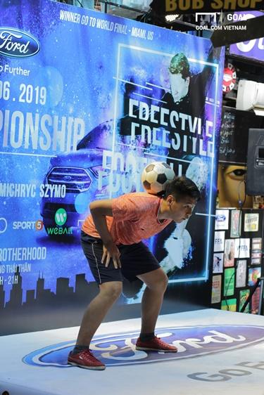 Chung kết bóng đá nghệ thuật Việt Nam 2019 (VFFC