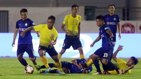 Ba Ria Vung Tau vs Gia Dinh Second League 2019