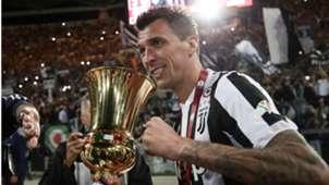 Mario Mandzukic Juventus Coppa Italia 2018