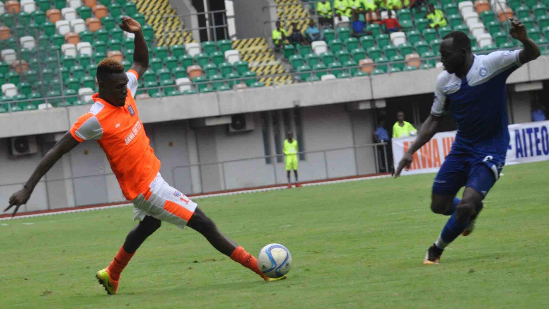 Kelly Kester - Akwa United vs. Al-Hilal
