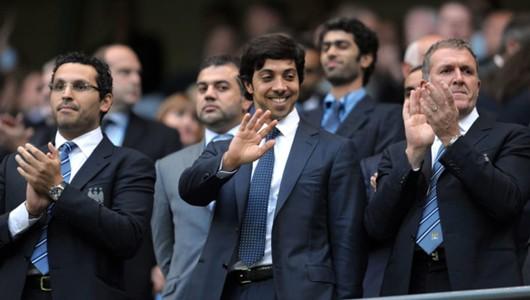 Mansour bin Zayed Al Nahyan - Manchester City