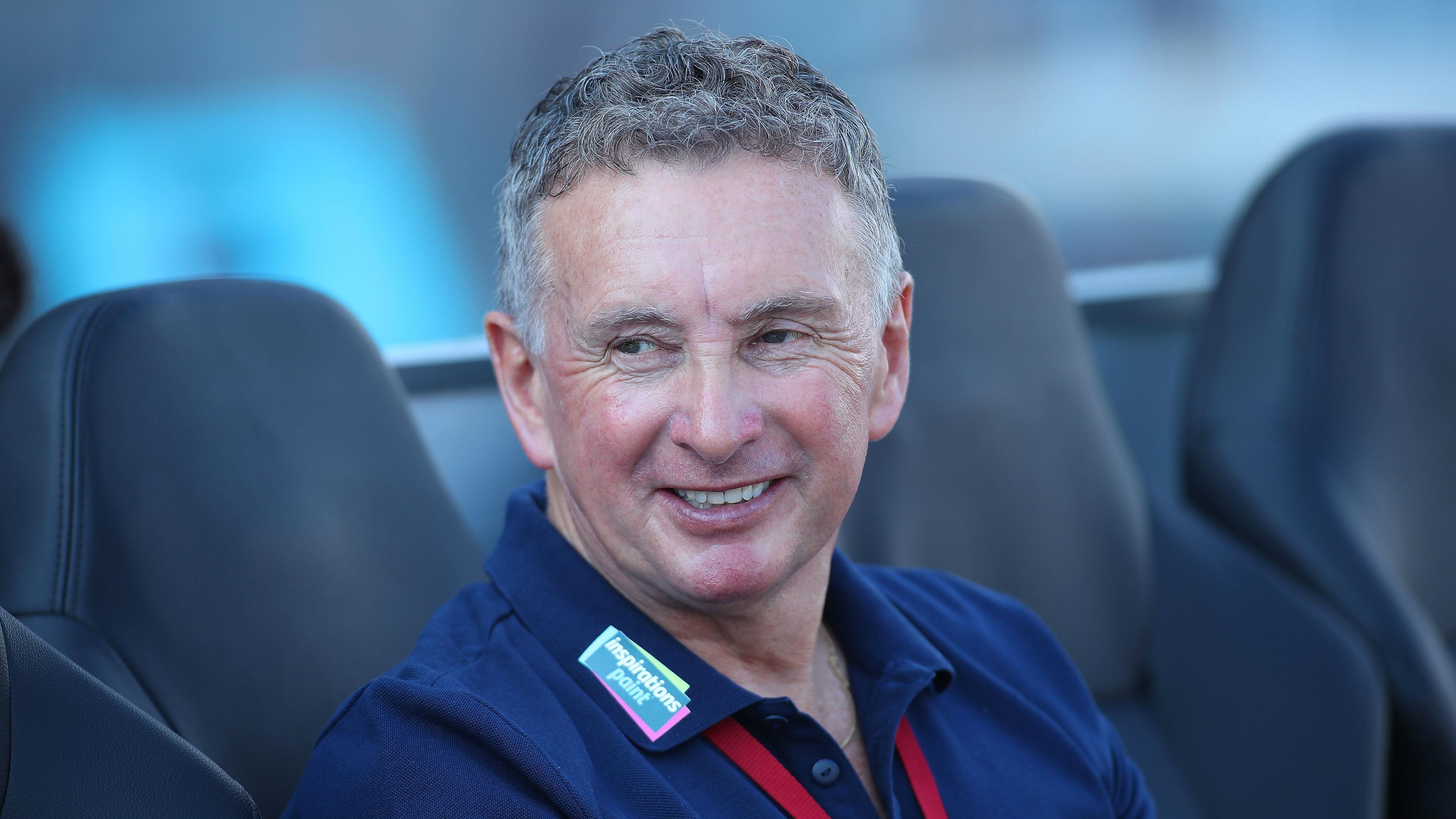 Ernie Merrick Newcastle Jets