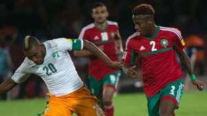 Serey Die Hamza Mendyl Ivory Coast Morocco 12112016