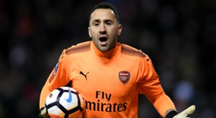 David Ospina Arsenal Nottingham Forest