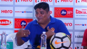 Bino George Gokulam Kerala I-League 2017-18