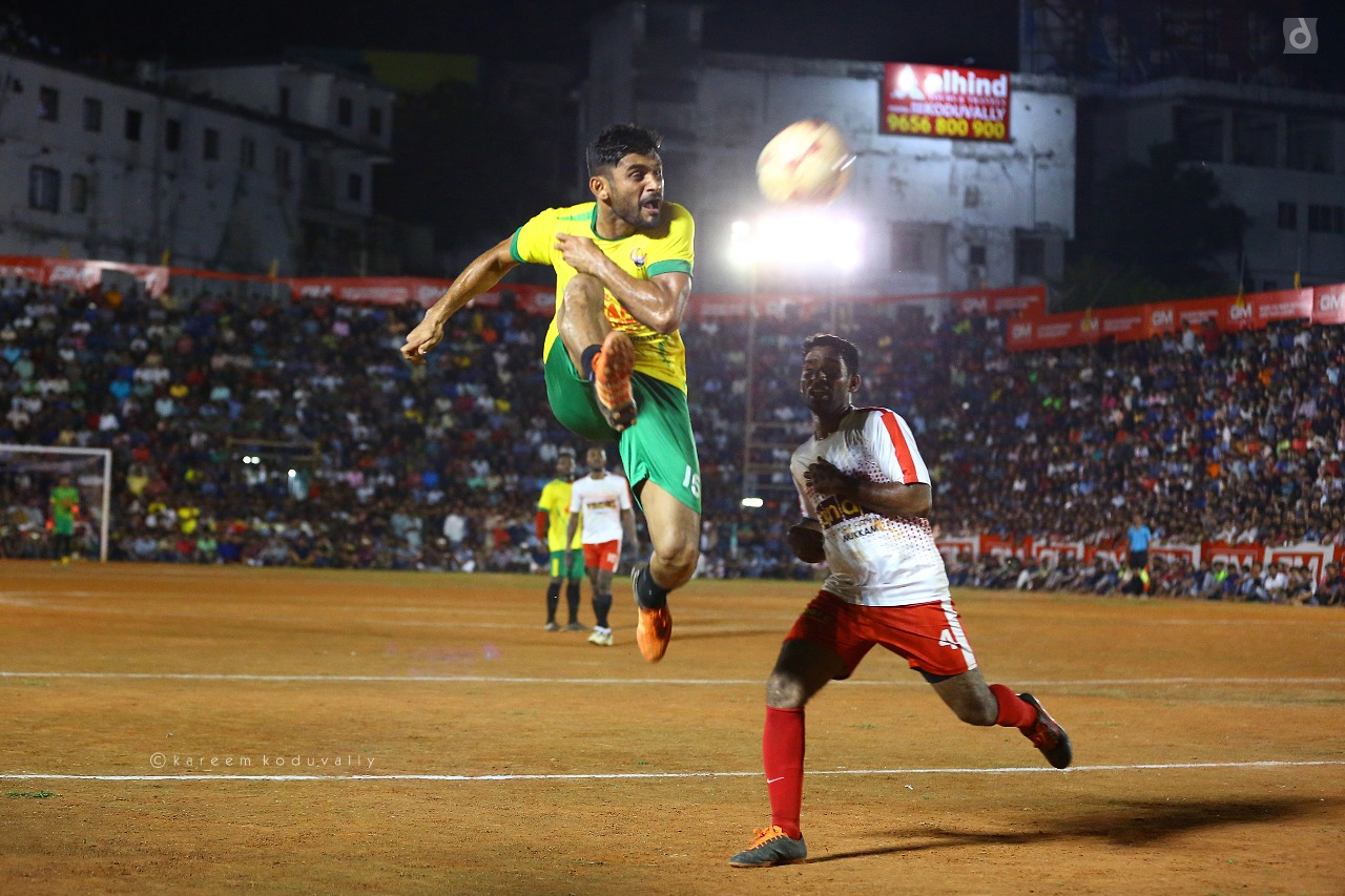 Sevens Kerala football ISL