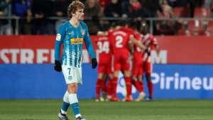 Antoine Griezmann Girona - Atletico Madrid Copa del Rey 01092019