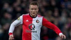 Sam Larsson, Feyenoord, Eredivisie 01282018