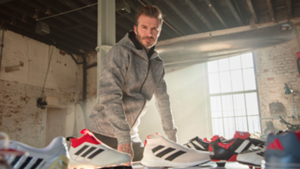 Adidas David Beckham Capsule Collection