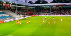 México Sub 22 Holanda