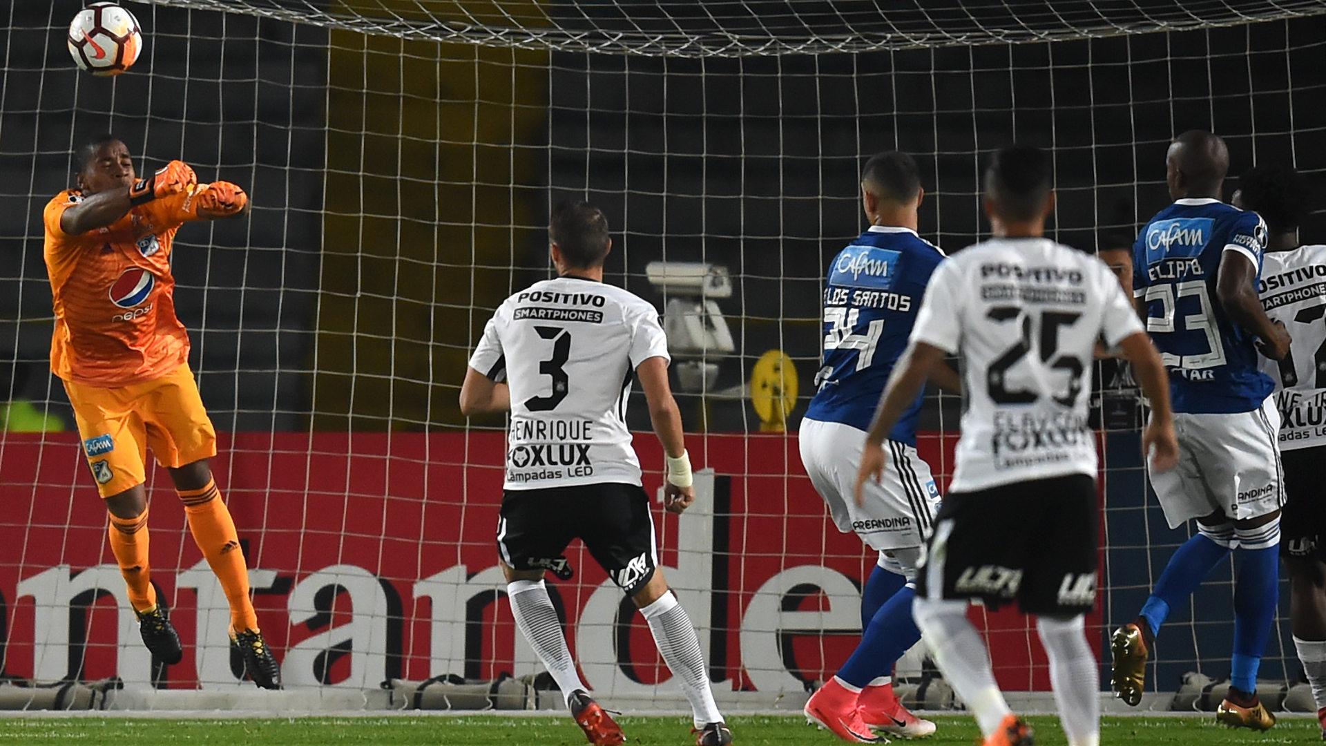 Millonarios Corinthians 28022018 Copa Libertadores
