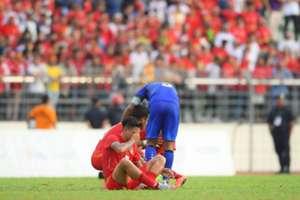 ไทย 1-0 เมียนมา   ซีเกมส์ 2017