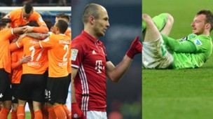 Collage Umsatz Bundesliga 16.01.2018