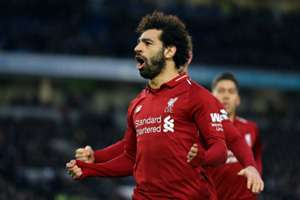 Mohamed Salah Brighton Liverpool 1212018