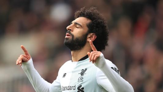 Mohamed Salah Liverpool Crystal Palace Premier League