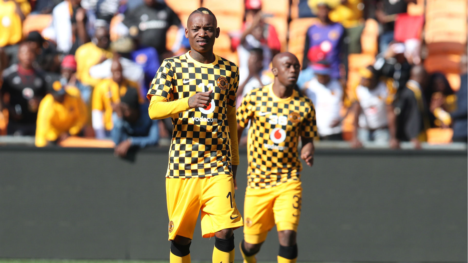 Transfer news: The latest rumours from Kaizer Chiefs