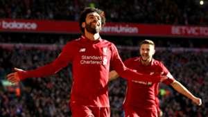 Mohamed Salah, Liverpool 2018
