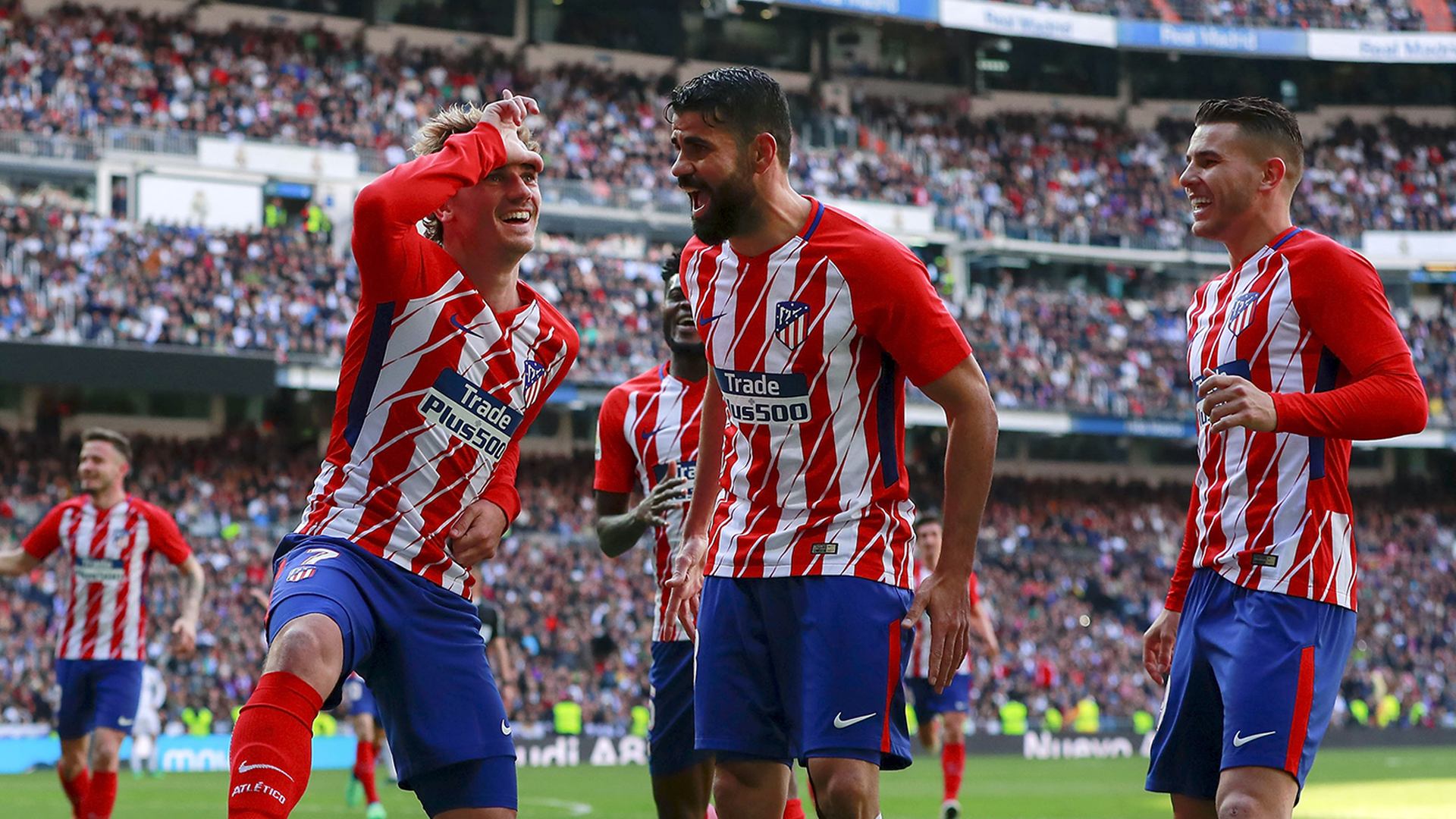 Antoine Griezman Atletico Madrid Fortnite 2018-19