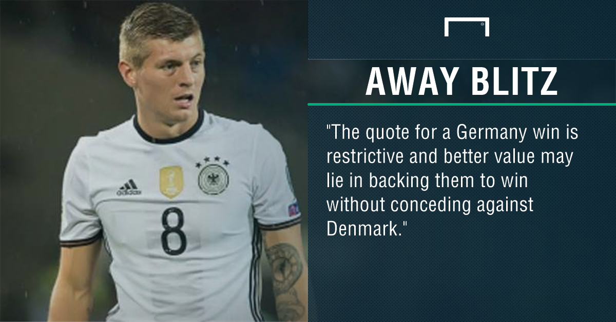 GFX Denmark Germany betting