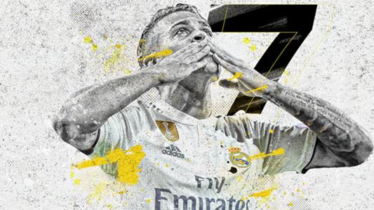 GFX Mariano Real Madrid