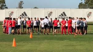 River Plate Camilo Mayada minuto de silencio 28032018