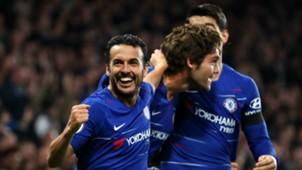 Pedro Chelsea vs Crystal Palace Premier League 2018-19