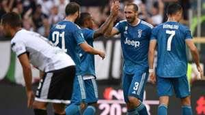 Sarri 'very happy' with battling Juventus win - Martusciello